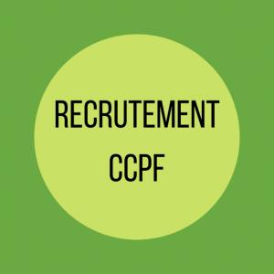 Recrutement CCPF